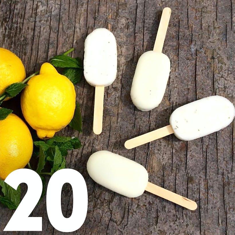 Choose Your Own Elegant Ice Pops - 20 Pack