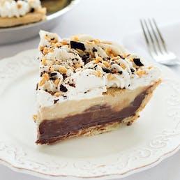 Barb's Peanut Butter Chocolate Pie