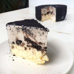 Fancy Oreo Cheesecake