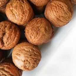 Salted Peanut Butter Cookie (gluten free)