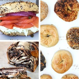 High Holidays Package with Lox + Dessert