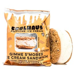 Gimme S'Mores Ice Cream Sammie - 6 Pack