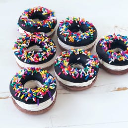 Choose Your Own Ice Cream Donuts - 6 Pack