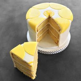 Hollis Johnson's Lemon Cake