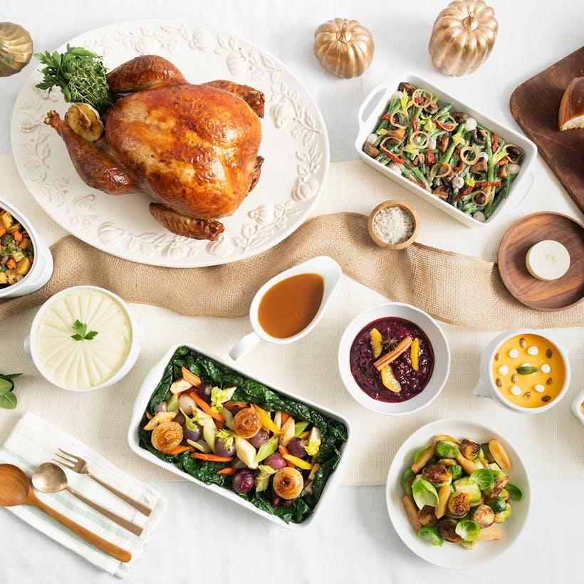 Thanksgiving Dinner - For 10