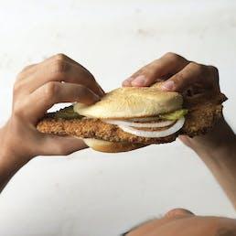 Pork Tenderloin Sandwich - 4 Pack