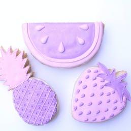 Piñata Cookie Gift Box - 6 Pack