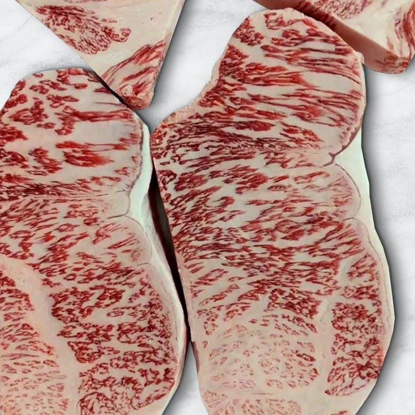 Steak Marbling Flight