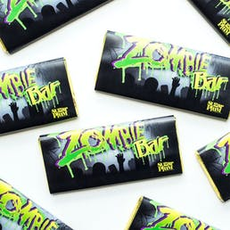 Chocolate Zombie Bars - 12 Pack