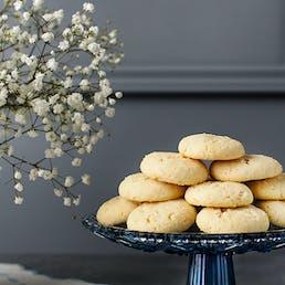 Swedish Cookies Holiday Tin
