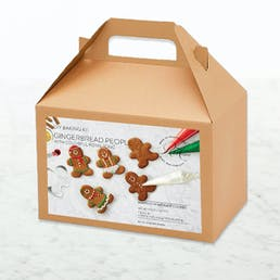 Gingerbread Cookie People DIY Baking Kit