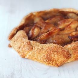 Apple Crostata