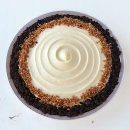 Chocolate Hazelnut Cream Pie