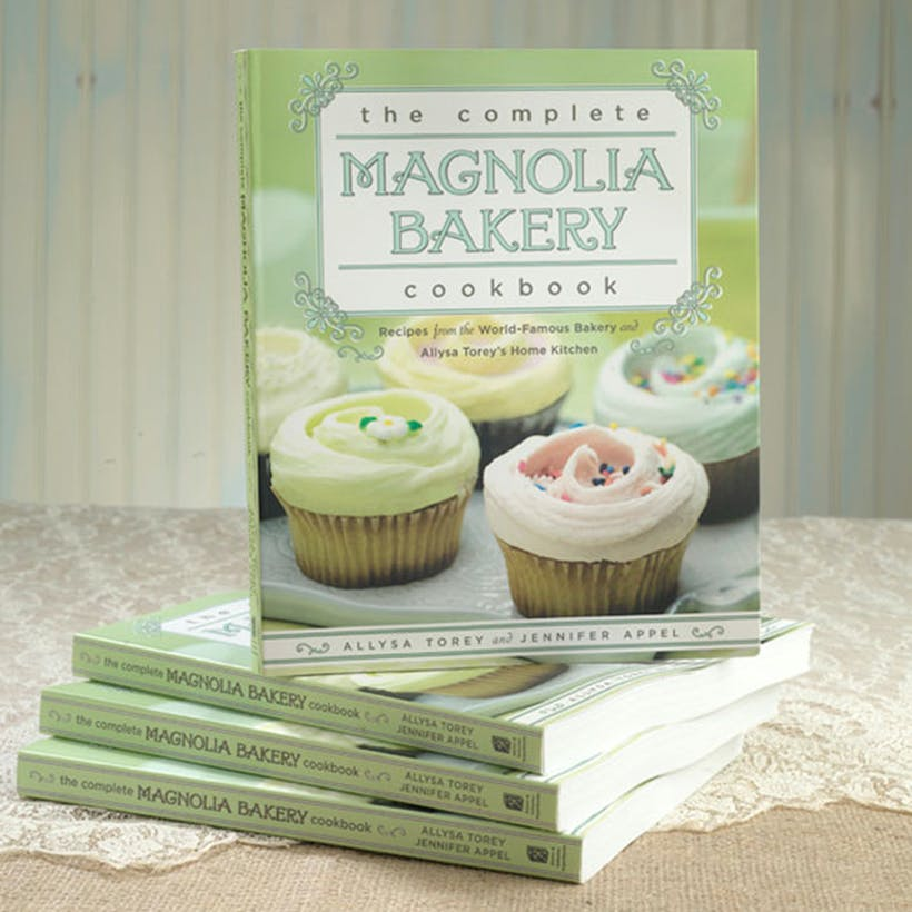 More From Magnolia Cookbook