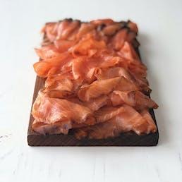 Smoked Salmon Medley