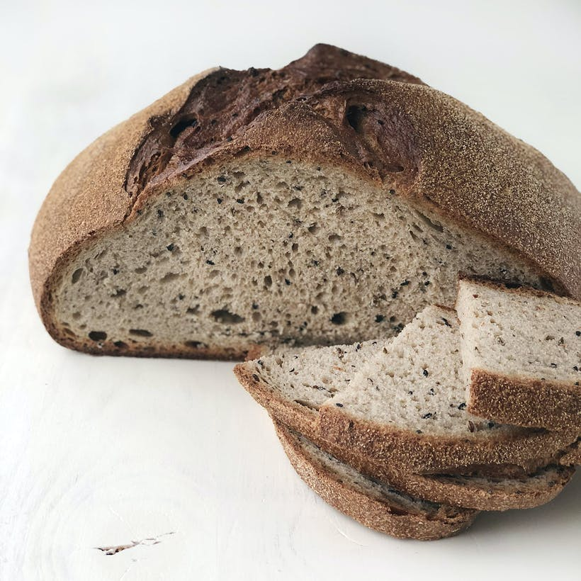 Shissel Rye Bread