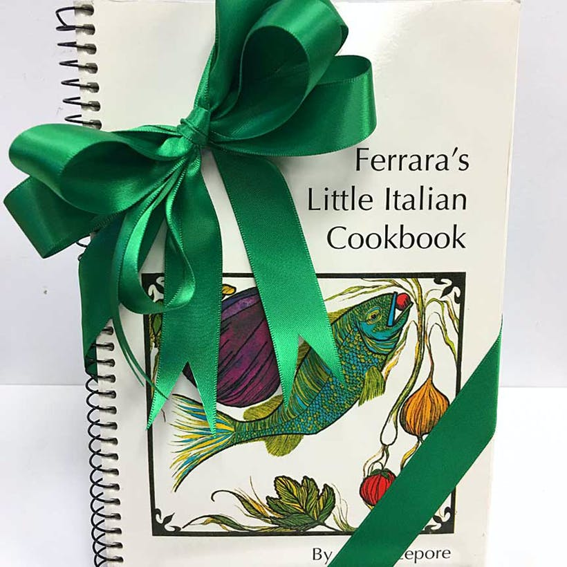 Ferrara Cookbook