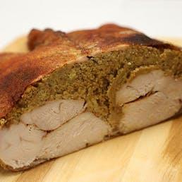 Cajun Stuffed Turkey