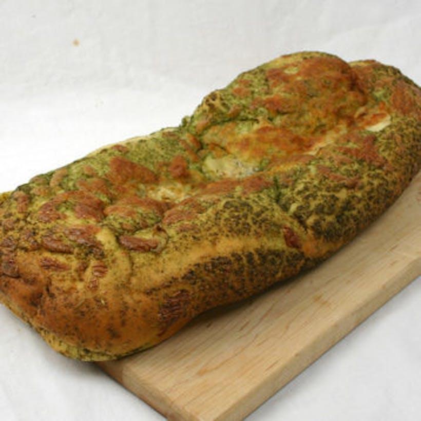 Artisan Artichoke Focaccia Bread - 4 Pack