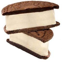 Vanilla Chocolate Ice Cream Sandwich - 8 Pack
