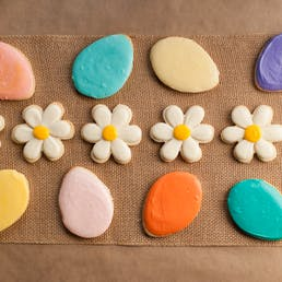 Daisy and Colored Egg Pack