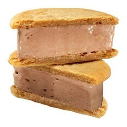 Chocolate Peanut Butter Ice Cream Sandwich - 8 Pack