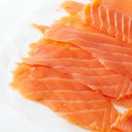 Norwegian Smoked Salmon - 1/2 lb.