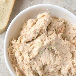 Baked Salmon Salad - ½ lb.