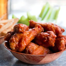 Famous Buffalo Wings - 100 Pack - Choose Your Own