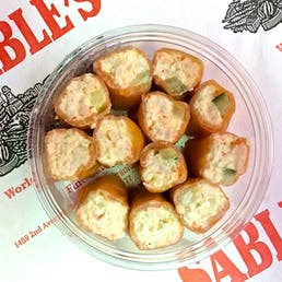 Sable's Famous Lobster Sushi