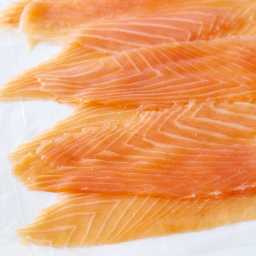 Scottish Smoked Salmon - 1/2 lb.