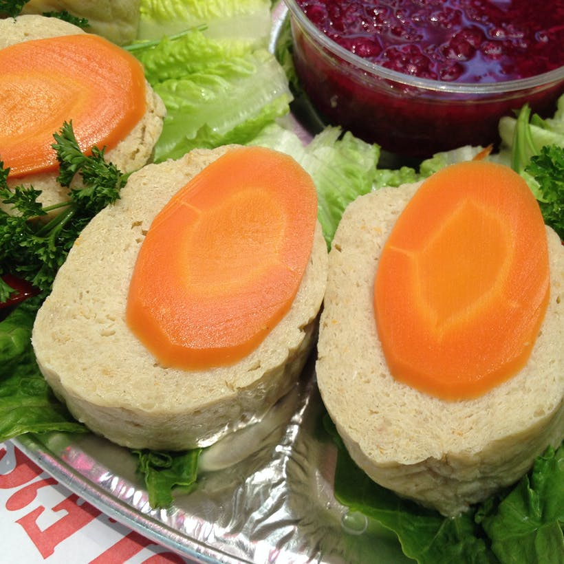 European Gefilte Fish