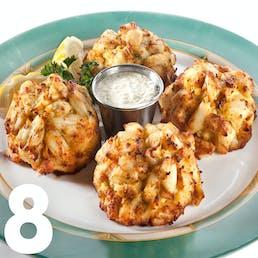The Midshipmen - 8 Maryland Crab Cakes
