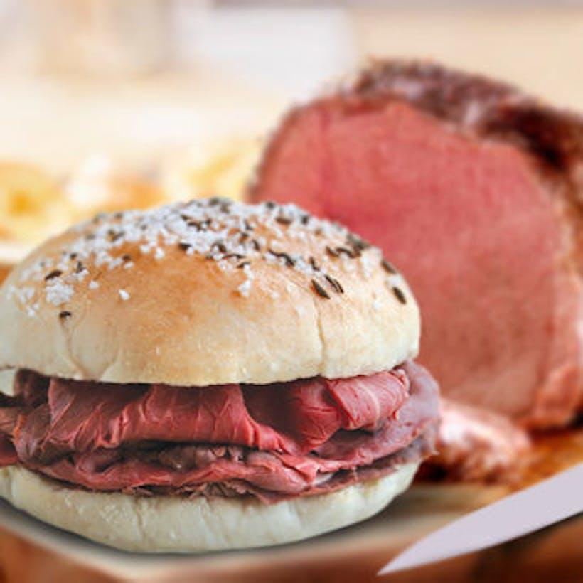 Beef on Weck Sandwich Kit - 20 Pack