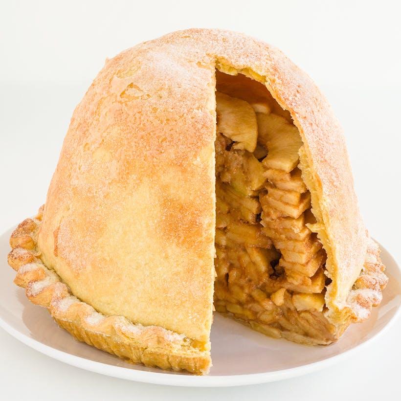 Levee High Apple Pie