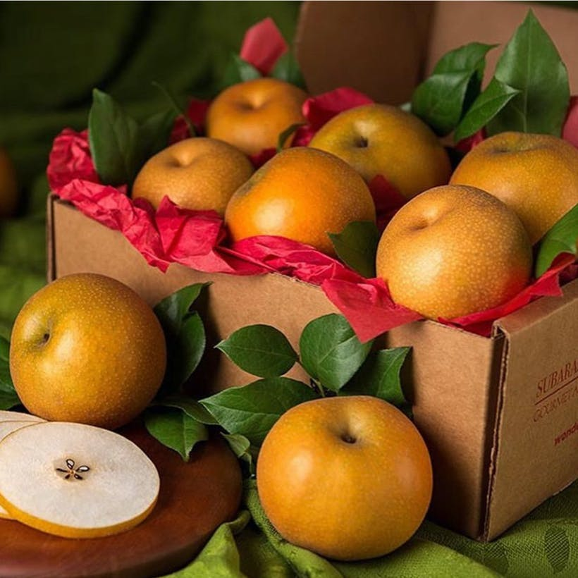 JunoSan Asian Pear Gift Box - Large