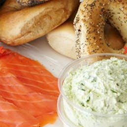 Lox, Stock, & Bagels for 12