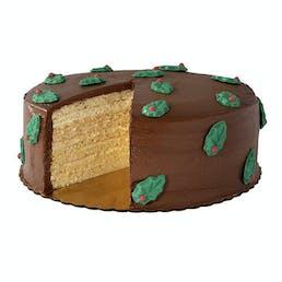 7-Layer Yuletide Cake