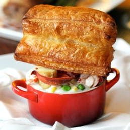 Fresh Maine Lobster Pot Pie Kit