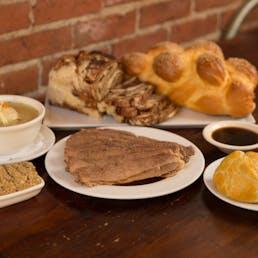 Factor's Friday Shabbat Dinner