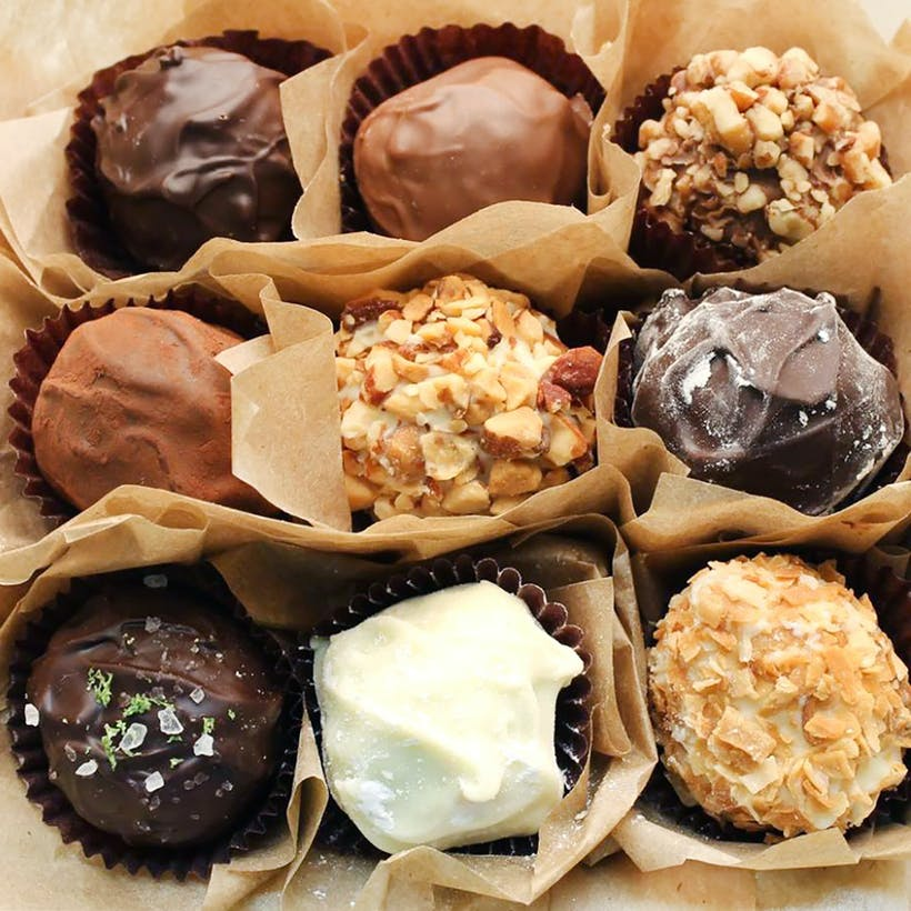 """""""Against the Grain"""" Assorted Ugly Truffles (Gluten Free) - 18 Pack"""