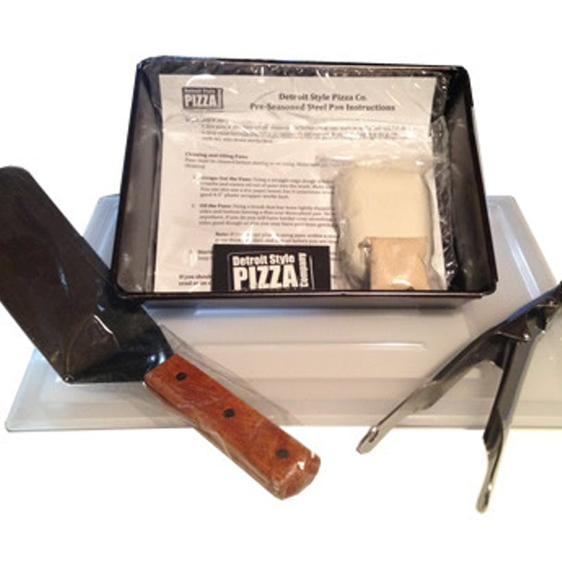 Detroit Style Pizza Kit