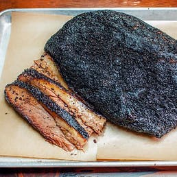 Smoked Whole BBQ Brisket, Unsliced - Serves 15-20