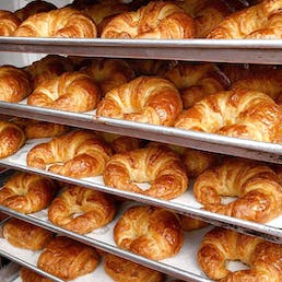 Fresh Butter Croissants - 8 Pack