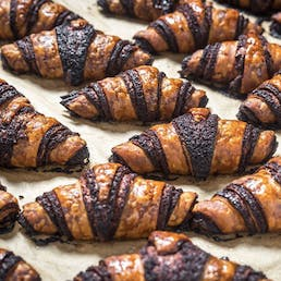Chocolate Rugelach - 24 pack