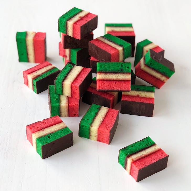 Rainbow Cookie Box - 12 oz.