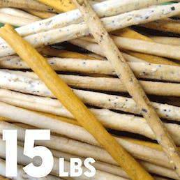Choose Your Own Gourmet Breadsticks - 15-lb. Pack