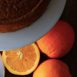 Olive Oil Citrus Cake