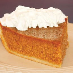 Betty's Pumpkin Pie