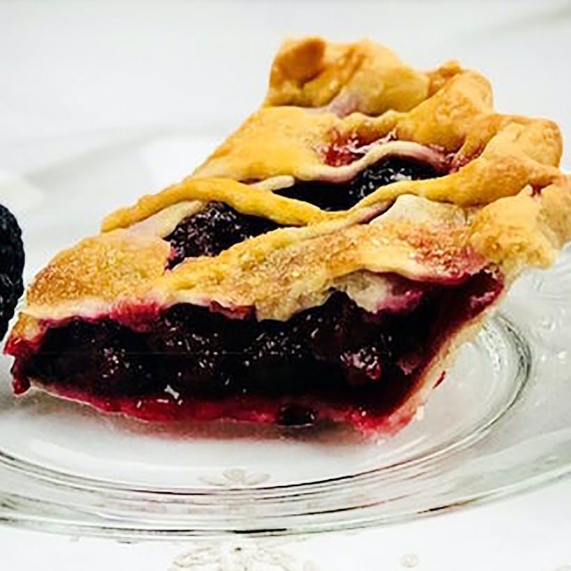 Blackberry Pie
